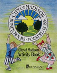 madison the city ms childrens activity book