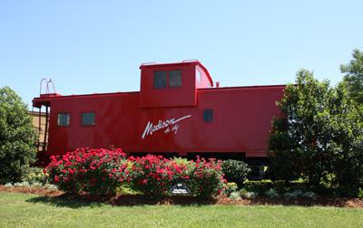 madison the city ms caboose