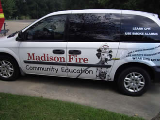 madisonthecity ms community safety education